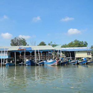 Challenge Your Fishing Skill At Angler's Resort Pulau Indah