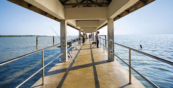 Challenge Your Fishing Skill At Angler's Resort Pulau Indah