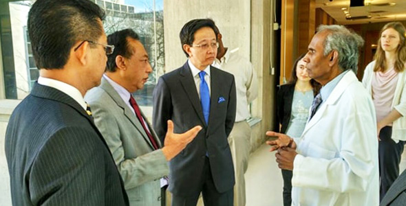 Selangor Bio-tech Mission To USA