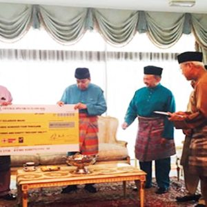 Central Spectrum (M) Sdn Bhd Pay RM2.3 Million In Zakat