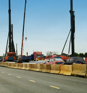 Pulau Indah Expressway Road Upgrade And Flyover Construction