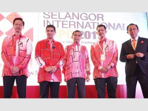 Halal International Selangor In Selangor International Expo (SIE) 2015