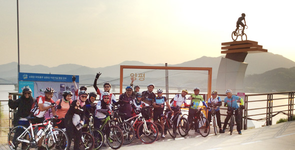 Cycling @ Korea