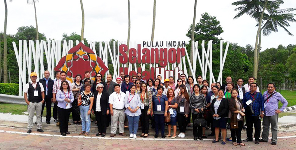 Study Visit By Philippines Investment And Trade