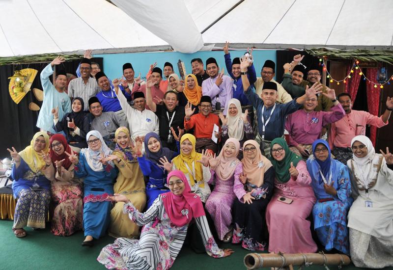 Central Spectrum (M) Sdn Bhd Warna Warni Aidilfitri 2017