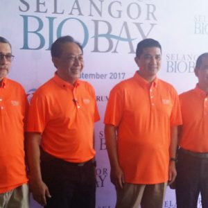The Grand Launching Of Selangor Bio Bay Project
