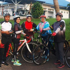 Quarter Road Bicycle Racing Event By CSSB
