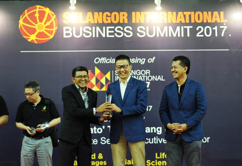 Central Spectrum At Selangor International Business Summit