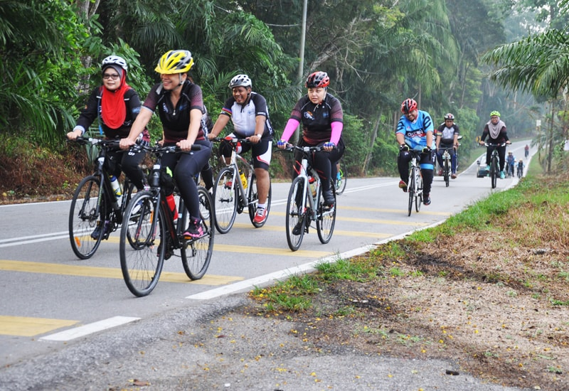 CSSB's Quarter Road Bicycle Racing