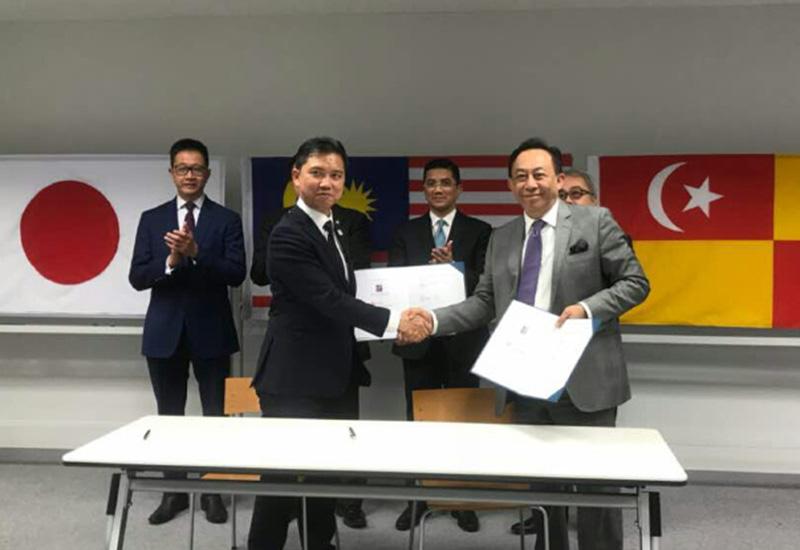MoU Exchange Between Halal International Selangor & Acrosx Japan Incorporated