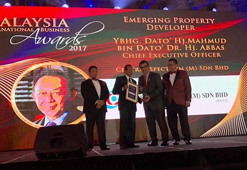 Selangor Excellence Business Award (SEBA) 2017