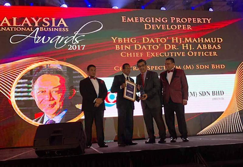 Selangor Excellence Business Award (SEBA) 2017
