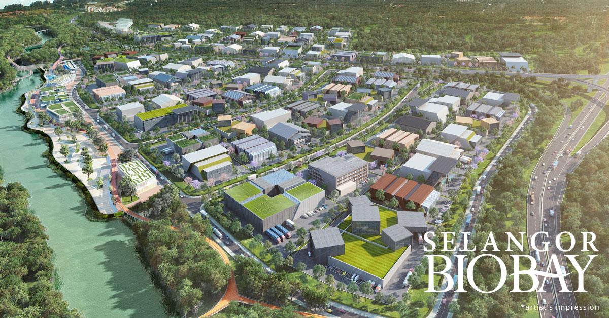 Selangor Bio Bay Masterplan