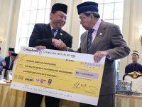 Zakat Payment Ceremony