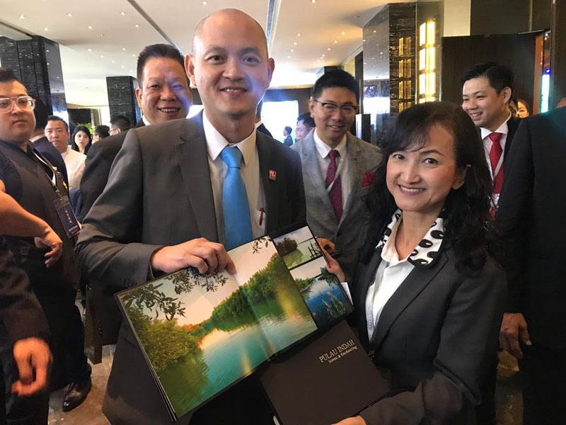 The 8th Malaysia-China Entrepreneurs Conference MCEC 2018 In Nanjing