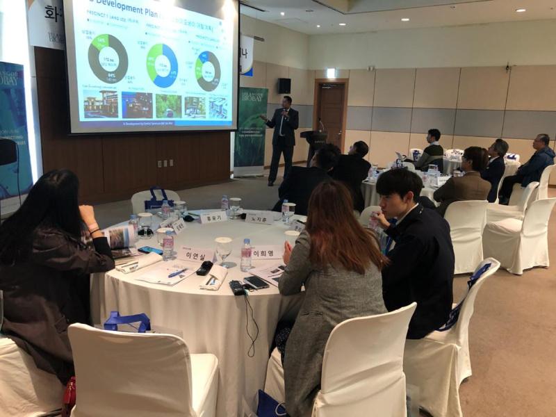 20181012 - CSSB Korean Trade Mission On Halal Cosmetic