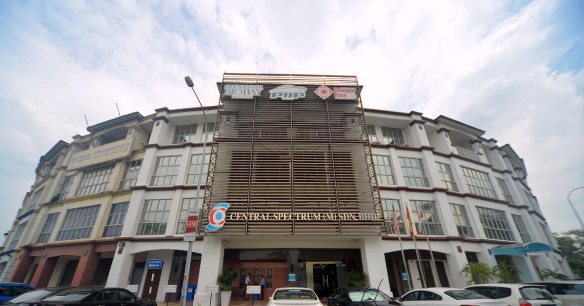 Central Spectrum Sdn Bhd