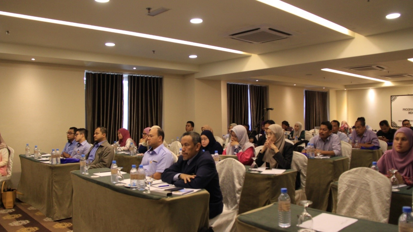 Halal Trading Development And Capacity Training