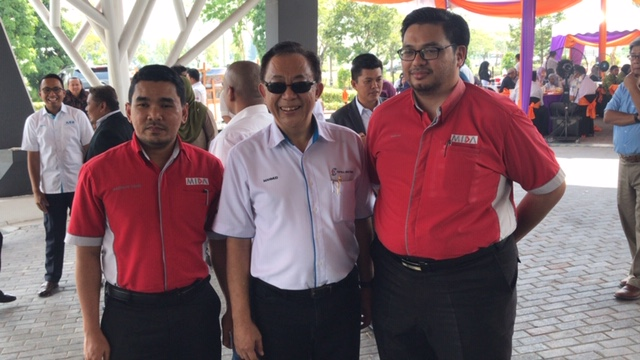 Dato Mahmud Abbas Farewell Lunch