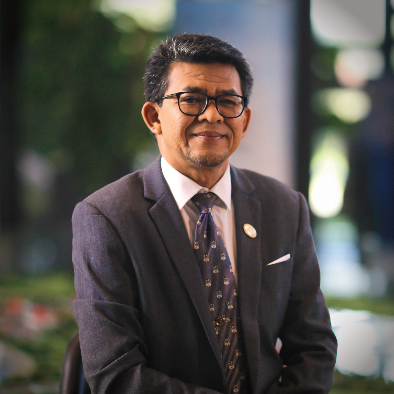 Mohd Razif Wahab (CEO) – The Man On A Mission