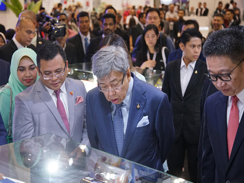 Going For Gold: Selangor International Business Summit 2019